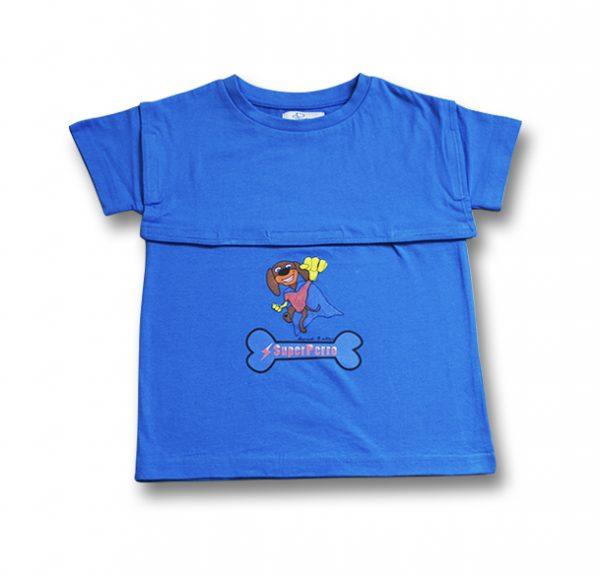 camiseta super perro