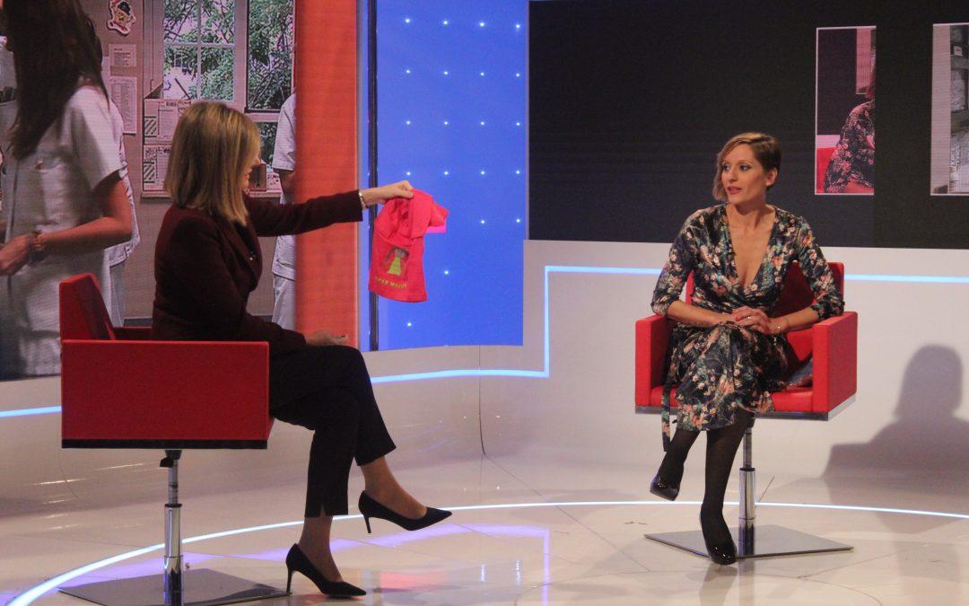 Entrevista Televisión Española